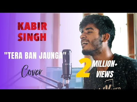 kabir-singh:-tera-ban-jaunga-(cover-by-imdad-hussain)-|-shahid-k,-kiara-a-|-whoimdad