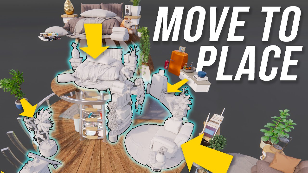 How to Do 3d Interior Animations