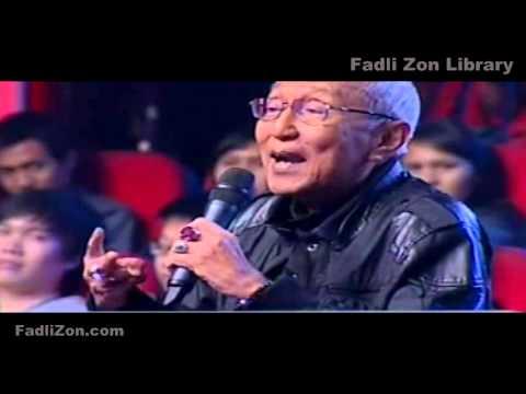 Fadli Zon: Debat Kontroversi Citra Soeharto