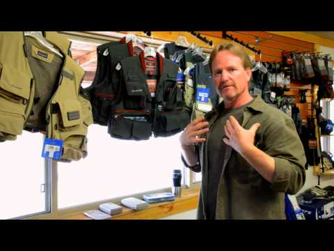 Gear Talk With Kelly Galloup: Vests Vs. Hip  Packs