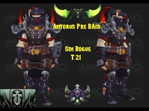 Outlaw Rogue Bis
