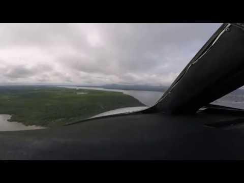 Flying a BN Islander Sierra Leone
