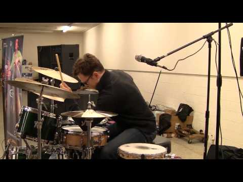 Stanton Moore Clinic Opening Solo