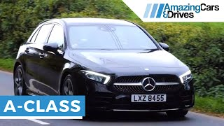 Mercedes A Class - Mercedes Dealers Northern Ireland -Mercedes Benz Belfast -Mercedes A Class AMG