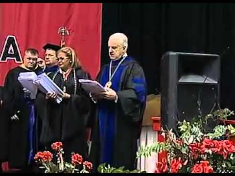 2012 Spring Undergraduate Commencement