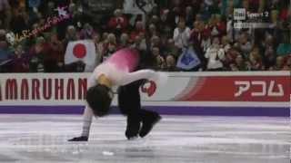 Чемпионат мира по фигурному катанию 2013. Жесть. 18+. Монтаж