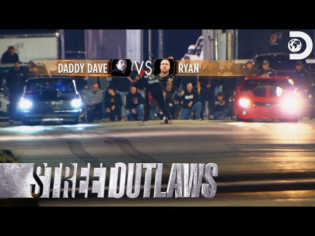 Race Replay: Daddy Dave vs. Ryan for the #2 Spot | Street Outlaws