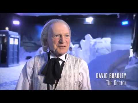 Doctor Who  David Bradley & Steven Moffat On The Return Of The First Doctor