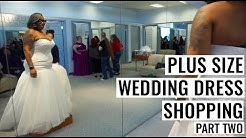 Plus Size Wedding Dress Shopping at Alfred Angelo