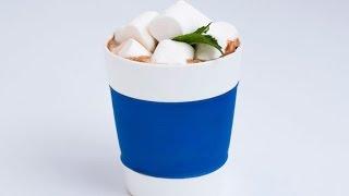 Горячий шоколад со сливками рецепт в домашних условиях(Данный видео рецепт показывает как приготовить Горячий шоколад со сливками в домашних условиях. Рецепт..., 2015-05-22T18:45:15.000Z)