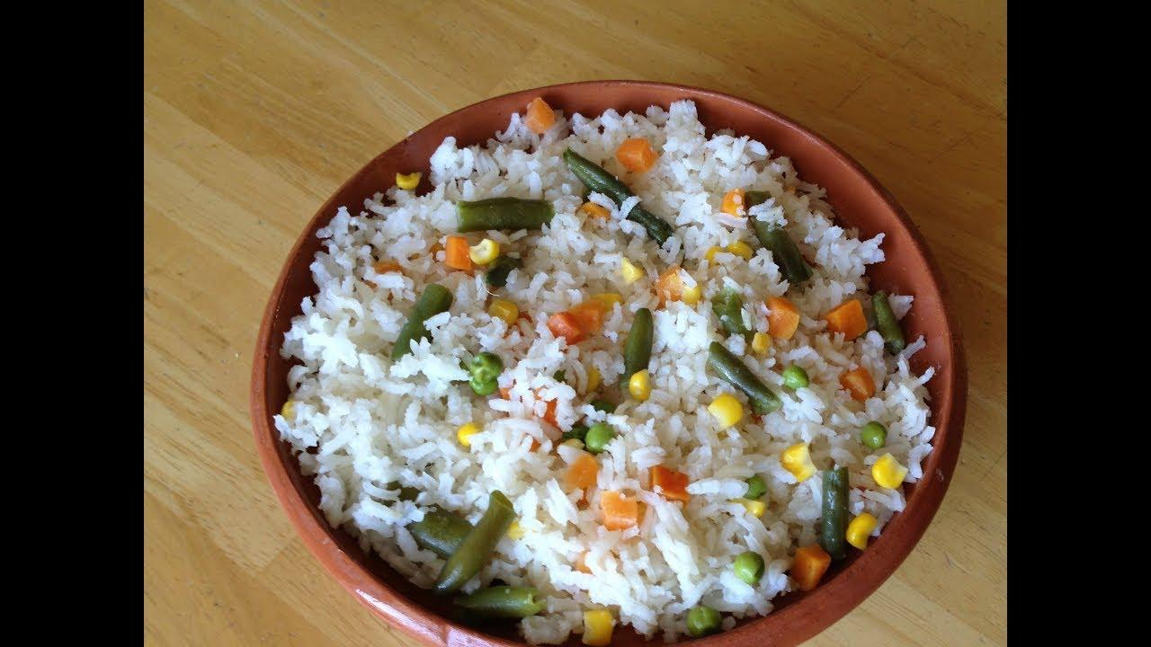 arroz blanco con atun para adelgazar muy rapido