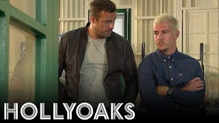 Hollyoaks: Advice From Father Fox