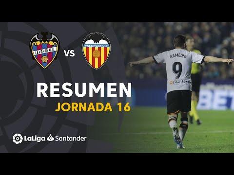 Resumen De Levante UD Vs Valencia CF (2-4)