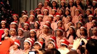 One candle one light Shatin Junior Choir 15 Dec 20