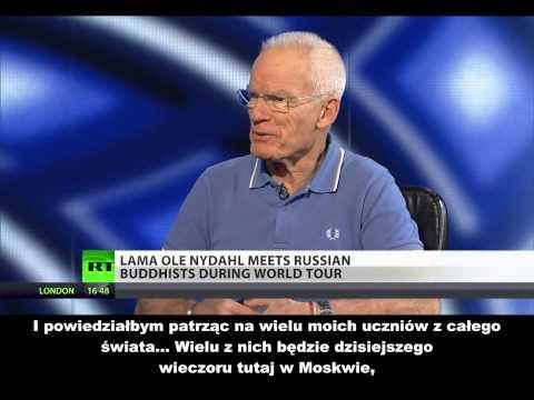 Lama Ole Nydahl - wywiad dla PrimeTime TV (2014)