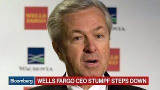 Wells Fargo CEO Steps Down After Fake Account Scandal