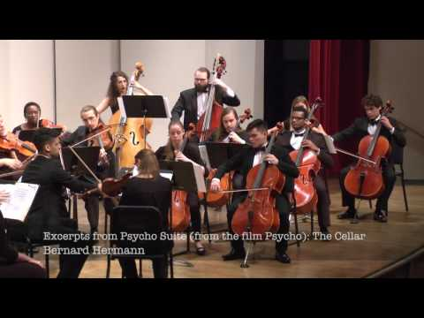 Nadja Salerno-Sonnenberg with the Loyola Chamber Orchestra
