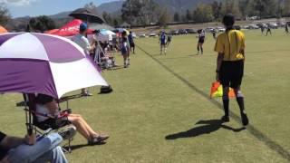 Abigail Bates #2 Soccer Defender class of 2018