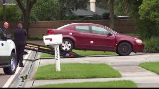 Tampa police find car they say critically injured a father, hurt 2 sons on bicycles