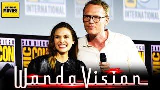 WandaVision - Marvel Phase 4 Comic Con Panel Explained