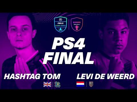 The most incredible Grand Final comeback   Hashtag Tom v Levi de Weerd   PS4 Final   EU Qualifier 3