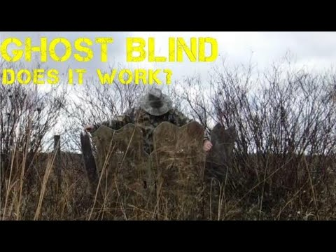 Using The Ghost Blind Review 2018