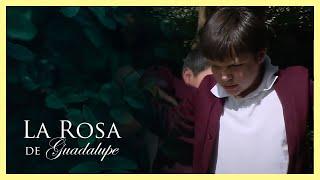 La Rosa de Guadalupe: Pepito se vuelve un niño violento   El último golpe