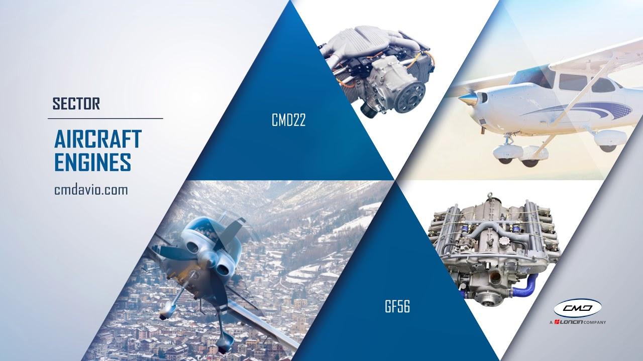 CMD Avio, a Loncin Company · CMD Costruzioni Motori Diesel