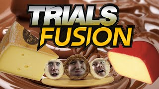 Trials Fusion - Chocolate or Cheese?