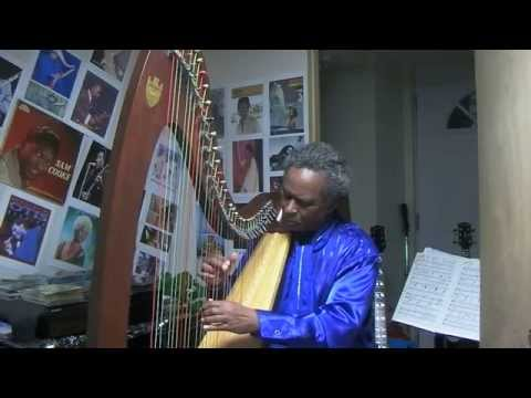 Unchained Melody (Harp version) Mingo Omarion