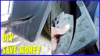 Video Renault Kwid Mud Flaps DIY Repair - Easy Trick and Save Money download MP3, 3GP, MP4, WEBM, AVI, FLV Juli 2018