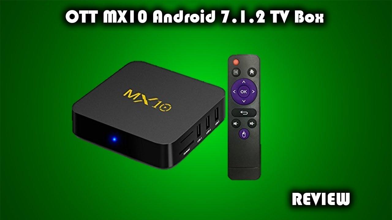 mx10 android box specs