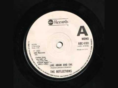 Reflections - like adam and eve - Northern Soul Record