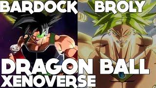 Dragon Ball Xenoverse FR | Comment débloquer les Saga Bardock et Broly