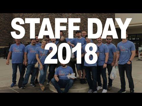 Staff Day 2018