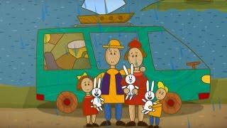 Juega con minivan. Dibujos animados de coches. Series en español thumbnail