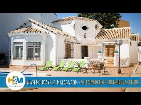 "Holidays 2 Malaga - Villa for Rent Mercedes Fuengirola Centre  (""Holidays Rentals"" Malaga / Spain)"