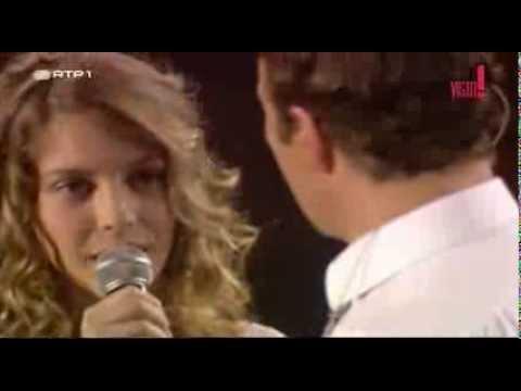 Tony Carreira canta com a filha Sara | SóVisto! | RTP