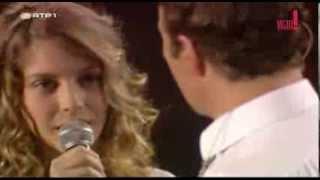 Tony Carreira canta com a filha Sara - SóVisto!