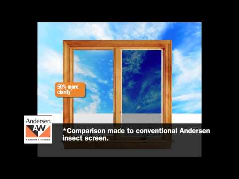 Andersen® Insect Screen Buying Guide for Windows