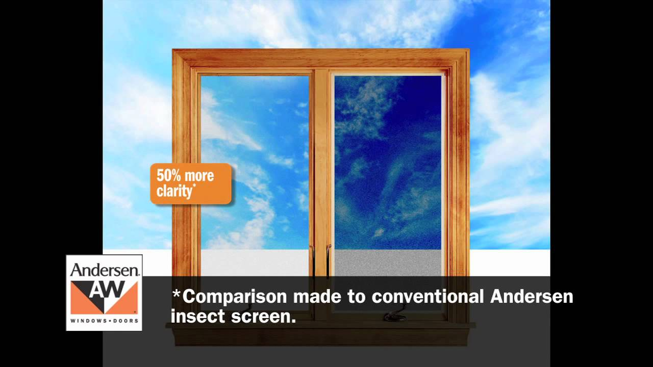 Andersen Insect Screen Ing Guide For Windows