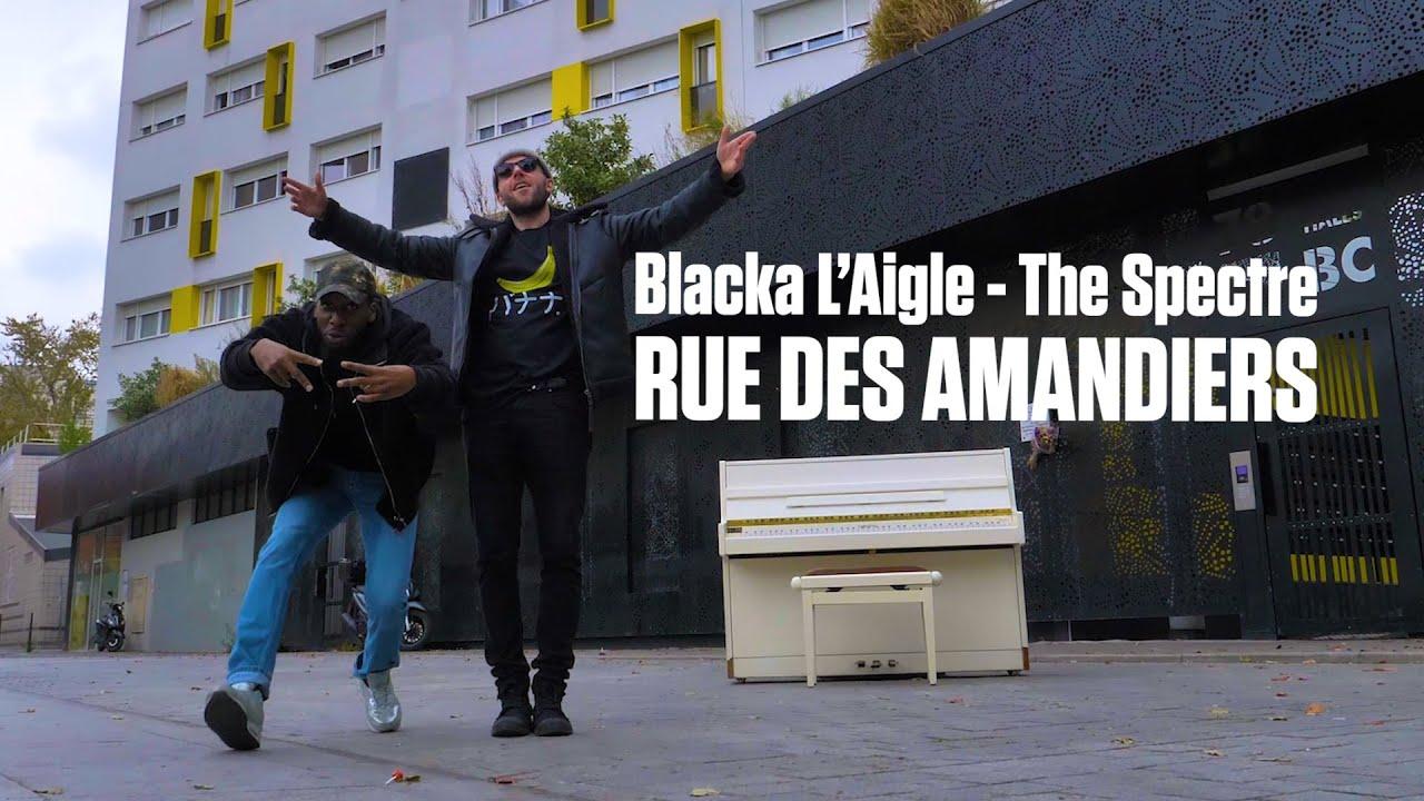 The Spectre & Blacka L'Aigle - Rue des Amandiers