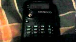 kenwood TH F7 received in 20 meters  LSB (3)