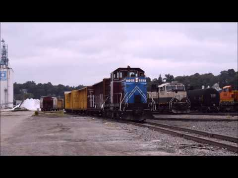 Alco C415 in Burlington Iowa