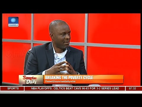 Nigeria Is Increasing Poverty - Roman Oseghale Pt 1   Sunrise Daily  