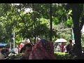 Suasana Pengajian Ustadz Abdul Somad di ITB meluber sampai jalanan, Tema : Teknologi untuk Indonesia