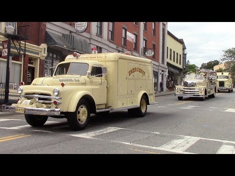 Boonton Fire Department 126th Labor Day Parade 9-2-17