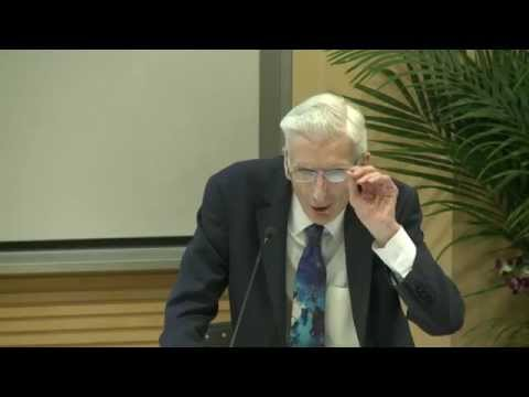 Conference: Hidden Connections - Martin Rees