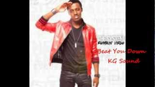 Romain Virgo - Beat You Down KG Sound