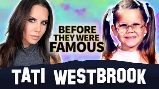 Tati Westbrook | Before They Were Famous | Bye Sister Drama w James Charles